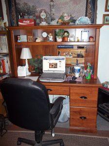desk goal